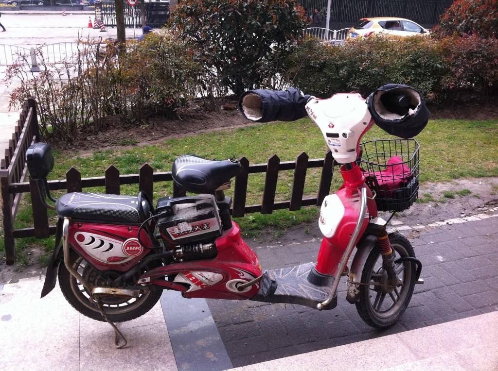 1 bike - gaz + twinny