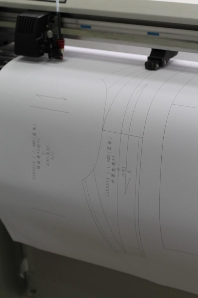 1 r - pattern cutter