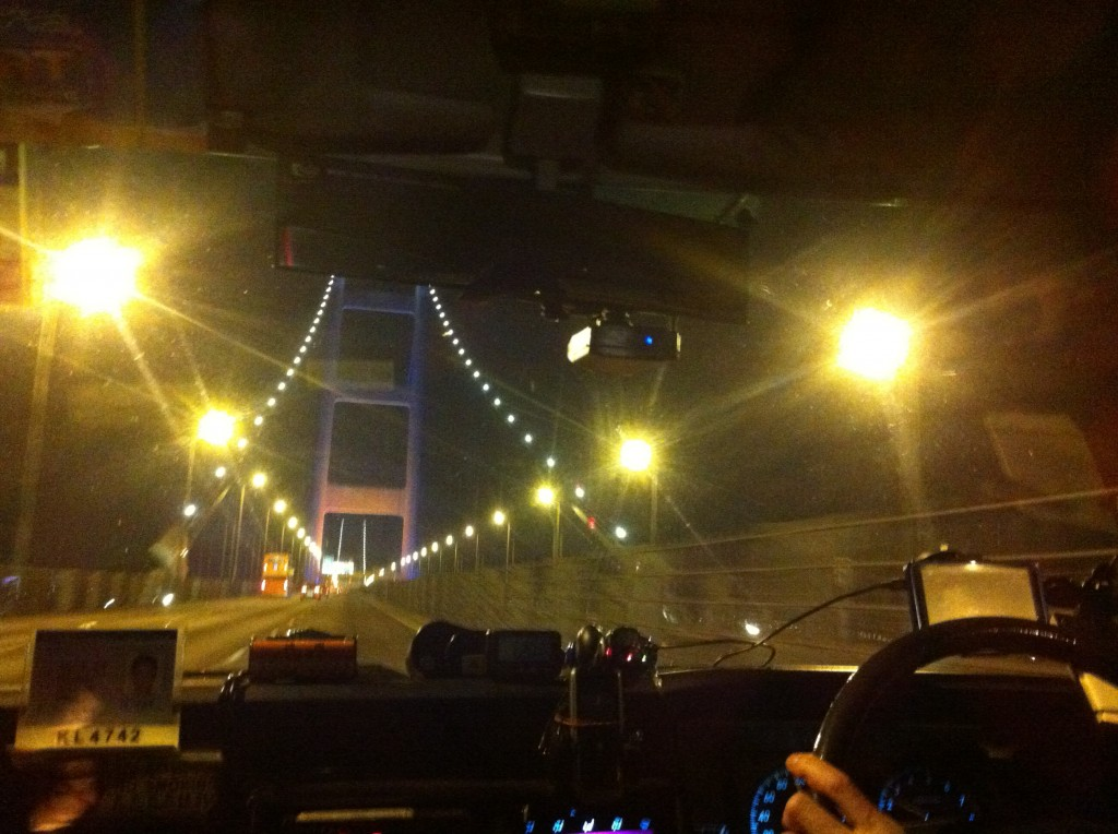 15 - taxi home