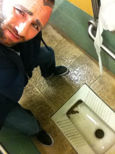 4 - floor poo 2