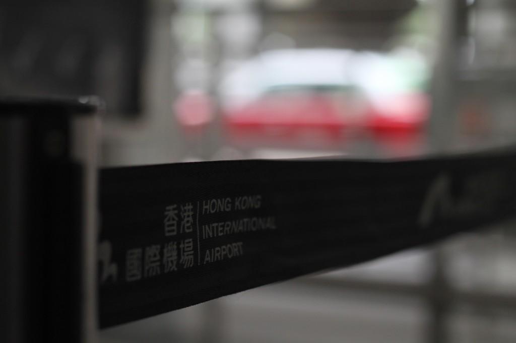 5 - HK airport